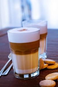Lecker Eis, lecker Kaffee...
